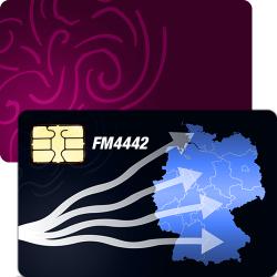 Chipkarten FM4442