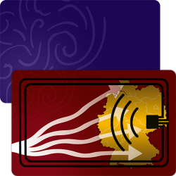 Kontaktlose Chipkarten (RFID, NFC)